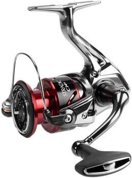 7. Shimano Stradic Ci4+ 4000 XG FB Spinning Fishing Reel With Front Drag