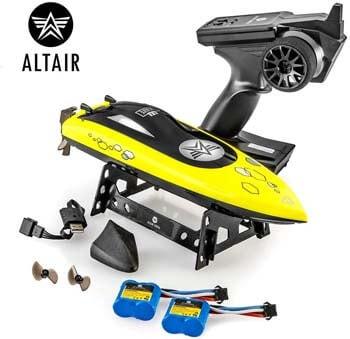 8. Altair Aqua [Ultra-Fast Pro Caliber] RC Boat