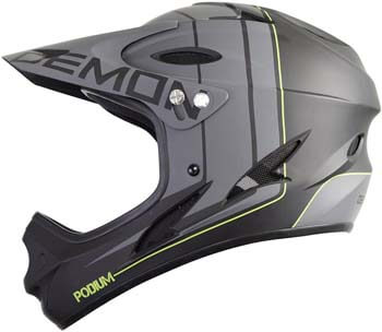 4. DEMON UNITED Podium Full Face Mountain Bike Helmet