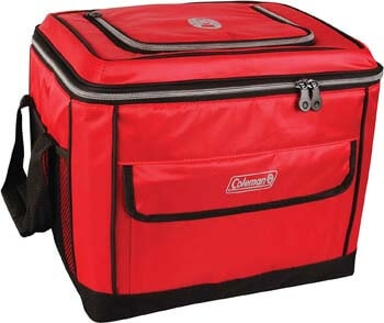 6. Coleman 40-Can Collapsible Soft Cooler