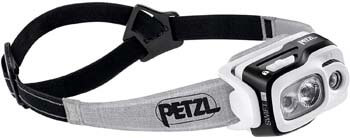 6. PETZL Swift Rl Multi-Beam Headlamp