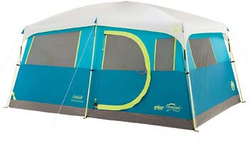 10. Coleman 8-Person Camping Tent