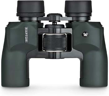 7. Vortex Optics Raptor Porro Prism Binoculars