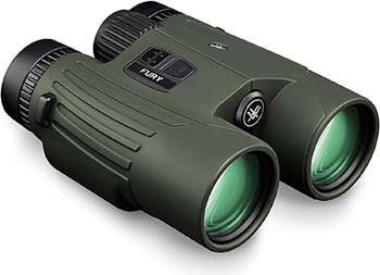 9. Vortex Optics Fury HD 10x42 Laser Rangefinding Binocular