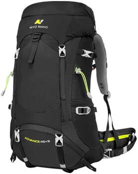 5. N NEVO Rhino Hiking Backpack