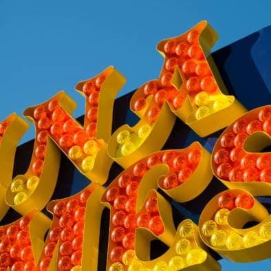 Coney Island Brooklyn New York. Typography Impressions. Quest - Im Wandel Der Zeit. Oliver Lins