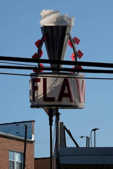 America In Motion. Metropolitan Ave New York. Quest - Im Wandel Der Zeit. Oliver Lins