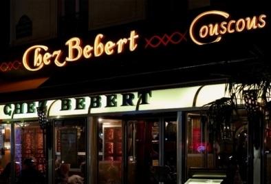 Neon sign chez bebert Montparnasse - Oliver Lins, Quest - Im Wandel der Zeit