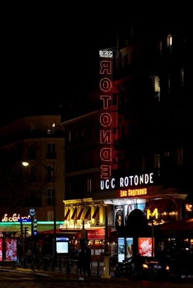 UCC Rotonde Montparnasse - Oliver Lins, Quest - Im Wandel der Zeit