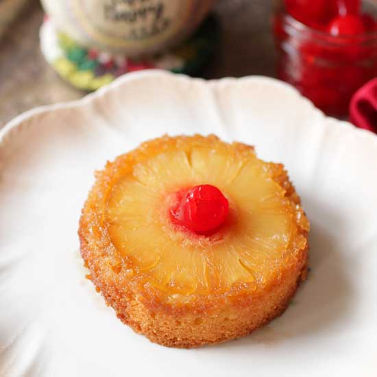 Pineapple Upside Down Cake | One Dish Kitchen