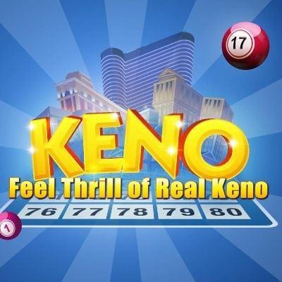 How to play keno online?