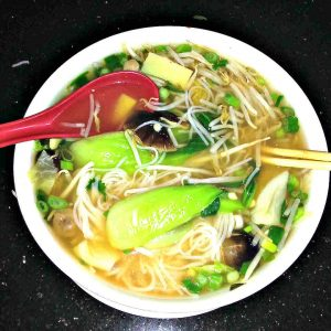 Gluten-Free Vietnamese Pho Soup Recipe