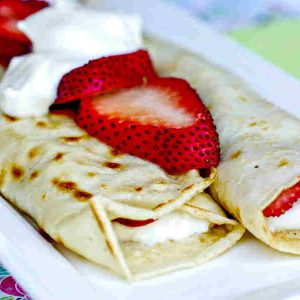Easy Gluten-Free Crepes Recipe