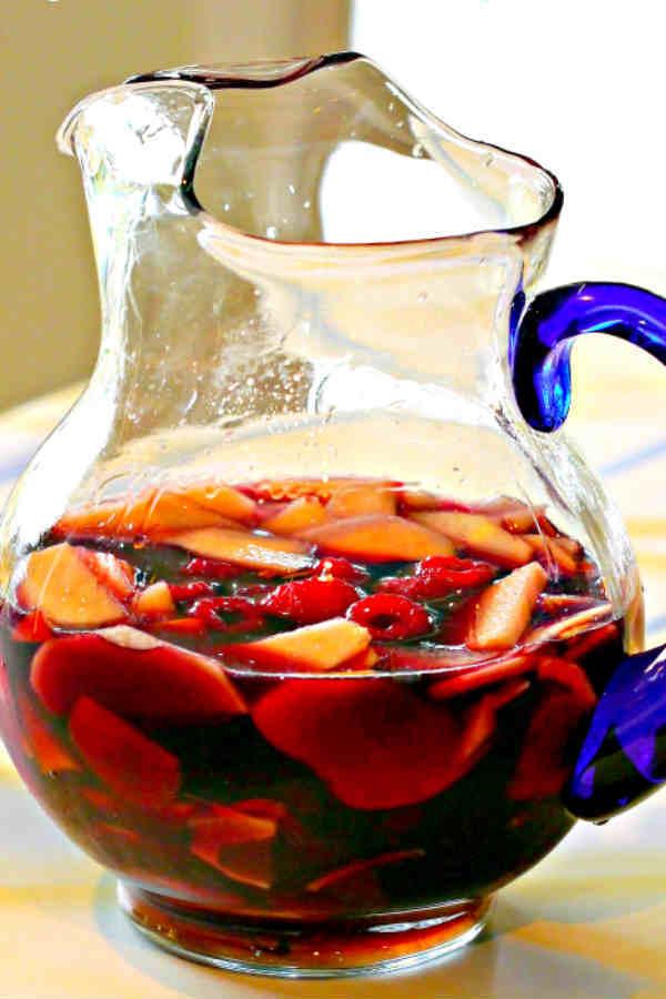 Light Red Sangria Recipe