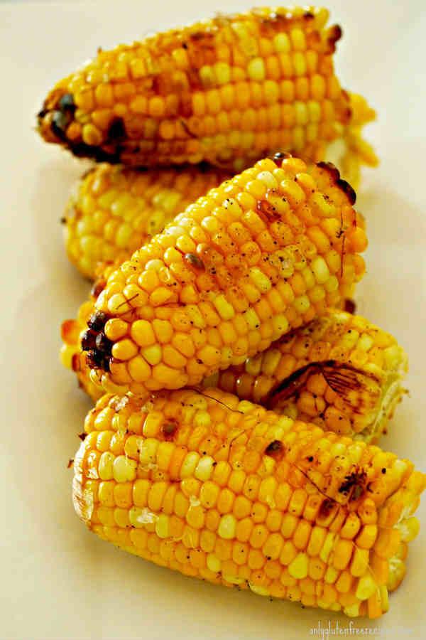 Oven Roasted Corn – Naturally Gluten Free