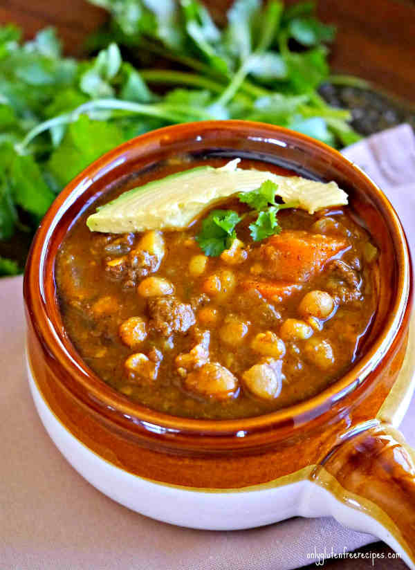 Deluxe White Bean Chili