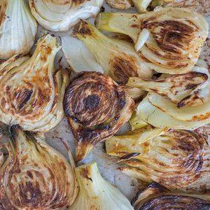 Rustic Roasted Fennel Recipe