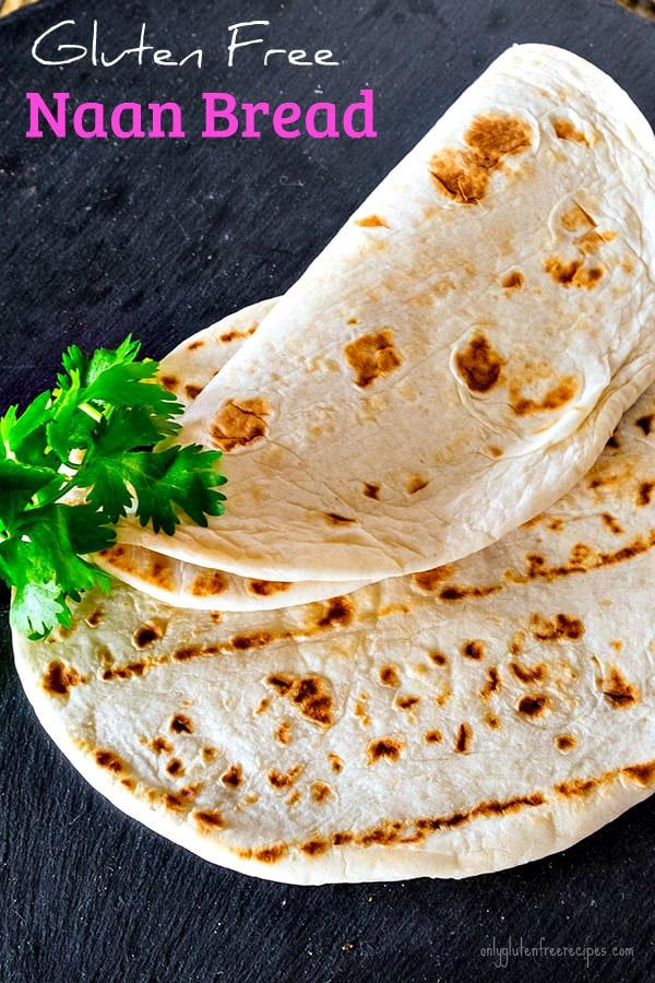 Gluten Free Naan Bread Recipe