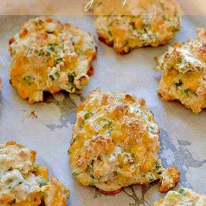 Gluten Free Cheesy Scones – Easy Recipe