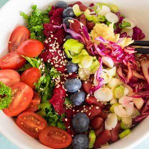 Vegan Power Buddha Bowl – Easy Recipe