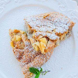 Gluten-Free Apple Cinnamon Frittata
