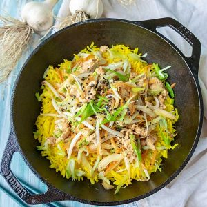 Chinese Chicken Egg Roll In a Bowl – Gluten-Free
