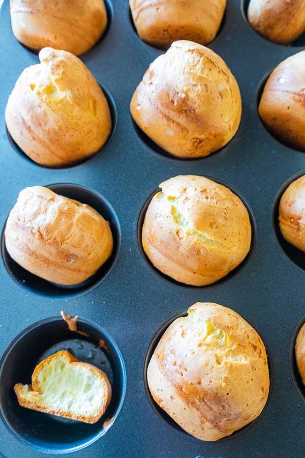 Gluten-Free Popover Easy Recipe