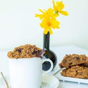Soft Keto Cappuccino Chocolate Chunk Cookies