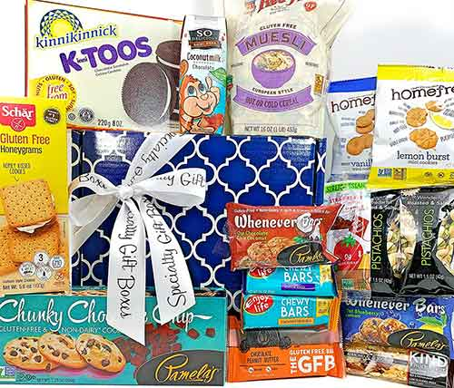 gluten free gift care package