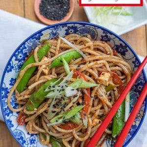 Gluten-Free Spicy Chinese Noodles
