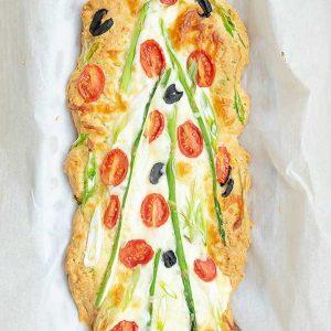 Gluten-Free Garden Flatbread