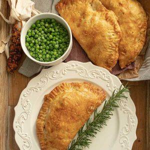 Traditional Gluten-Free Cornish Pasty Recipe
