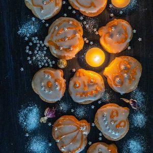 Gluten-Free Honey Cinnamon Cookies