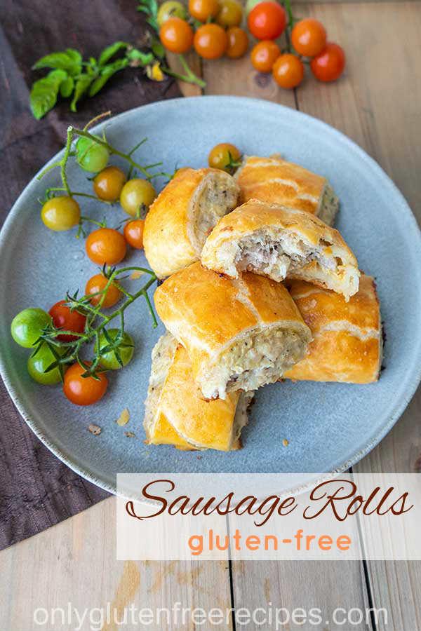 Gluten-Free Sausage Rolls Recipe