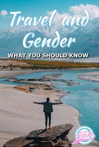 Travel and gender