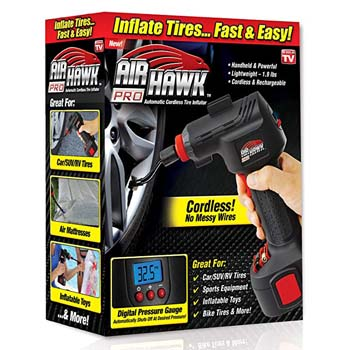 10. ONTEL Air Hawk Pro Automatic Cordless