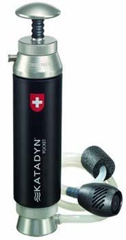 7: Katadyn Pocket Microfilter