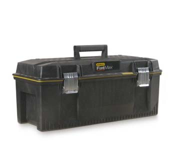 1. Stanley 028001L 28-Inch Structural Foam Toolbox