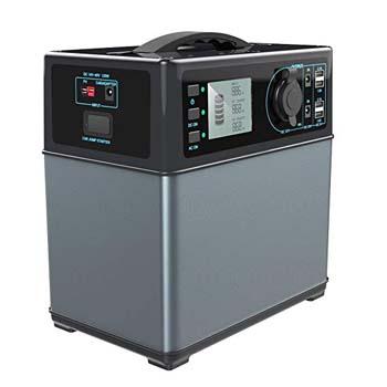 10. POWEROAK Powerhouse Compact Portable Generator