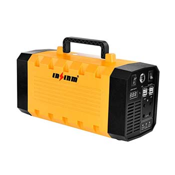 9. LNSLNM 500W Portable Generator Power Inverter