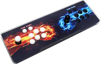 8. Wisamic Pandora's Box 4S Double Stick Arcade Video Game Console 800 Games