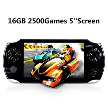 3. Handheld Game Console, Portable Video Game Console 16GB 5
