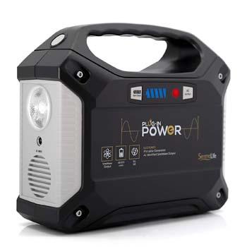5. SereneLife Portable Generator