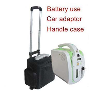 7. Oxygen Concentrator Generator Portable