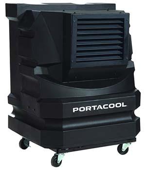 5. Portacool PAC2KCYC01 Cyclone 3000 Portable Evaporative Cooler