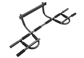2. ProSource Multi-Grip Chin/Pull-Up Bar