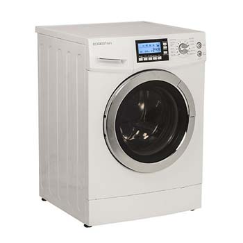 10. EdgeStar CWD 1550W 2.0CU Ft. All-in-one Washer and Dryer