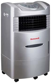 10. Honeywell 470CFM indoor Portable evaporative cooler