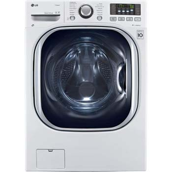 1. LG WM3997Hwa Ventless 4.3Cu. Ft. Steam Washer and Dryer