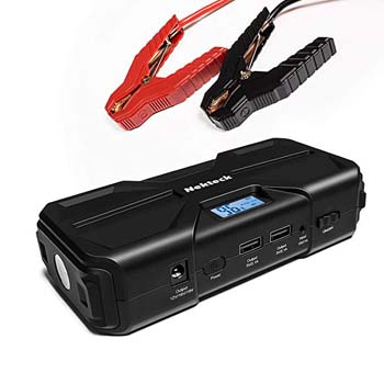 2. Nekteck Multifunctional Car Jump Starter